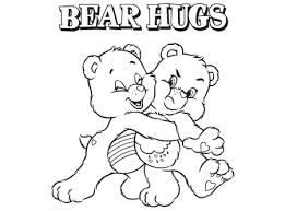 Small Picture Bear Hugs Care Bears Activity AG Kidzone