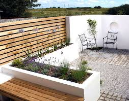 Small Picture Contemporary Garden Design Small Gardens Modern Garden Ideas For