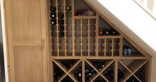under stairs wine rack provided by wineware co uk