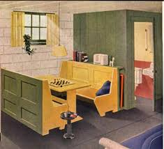 Computer Kitchen Design Best Kitchen Scene Old Fashioned Decor Illustration Vintage Etsy