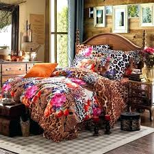 leopard print comforter leopard print comforter set full size cheetah comforter set awesome animal print bedding