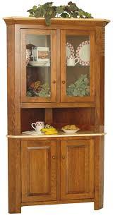 Stylish Corner Dining Room Hutch Beadboard Vs Wainscoting - Dining room corner hutch