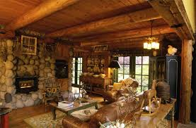 cottage home interiors stone fireplace cottage house ideas pictures 15 on home
