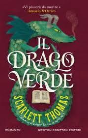 il confine dei libri: Il drago verde