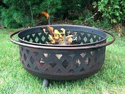 cast iron fire pit table rod iron fire pit best wrought iron fire pits images on