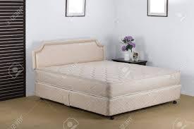 Nizza Und Luxuriöse Betten Matratze In Einer Einrichtung