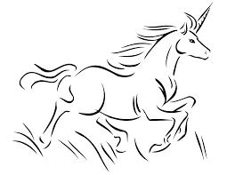 Unicorno Immagini Da Colorare Migliori Pagine Da Colorare