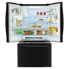 samsung dual ice maker refrigerator. Contemporary Maker French Door Refrigerator With Dual Ice Maker Black SAMSUNG 36 In Samsung Refrigerator C