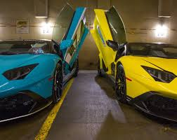 Life is ridiculous': Why two dozen Lamborghinis rolled through ...