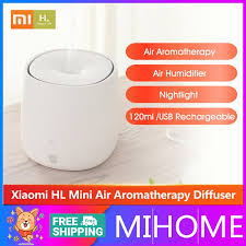 Xiaomi <b>HL</b> Mini <b>Air</b> Aromatherapy Diffuser Portable <b>Humidifier</b> ...