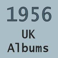 Uk No 1 Albums 1956 Chronology Totally Timelines