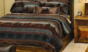 moose bedding sets hunter green mountain lodge cabin decor wooded