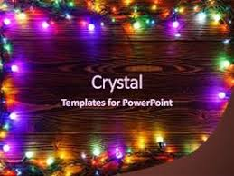christmas light powerpoint backgrounds. Plain Backgrounds Presentation With Wreath And Garlands Of Colored  Bulbs Christmas  Background  On Christmas Light Powerpoint Backgrounds