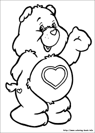 care bear coloring pages the care bears coloring pages on coloring book daniel lion cartoon