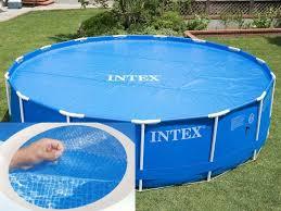 <b>Тент</b> солнечный <b>Intex 29024 для</b> бассейна 488 см