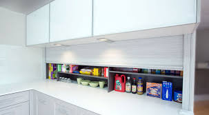 kitchen roller door or a roller shutter