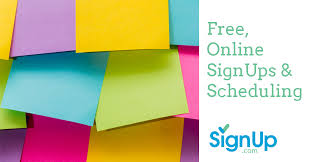 Free Sign Up Sheets For Event Planning Signup Com