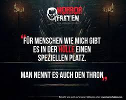 Kingqueen Of Hell Horrorfakten Sprüche Zitate Coole