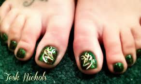 Browning Symbol Nail Designs Camo Toenails With Browning Branding Country Camo