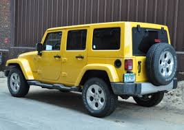 2018 jeep yellow. modren jeep 2015 jeep wrangler unlimited sahara rear side yellow intended 2018 jeep
