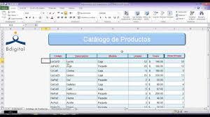 Inventario Excel Como Administro Los Inventarios En Excel