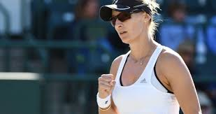 2018 volvo open tennis. modren tennis mirjana lucicbaroni beats shelby rogers to advance volvo car open  semifinals for 2018 volvo open tennis a