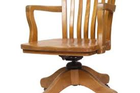 old office chair. how to recover an old office wood chair | ehow