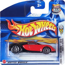 Before mystery models were mystery cars. Bugatti Veyron Model Cars Hobbydb