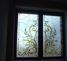 Why You Should Choose Glass Window : Stained Glass Windows In A Classical  Interior Design Ideas