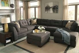 Ashley Furniture Grey Sectional