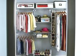 diy closet organizer for small closets organizing small closets ideas organize small closet 9 storage ideas