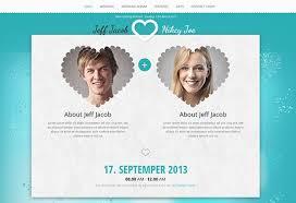 Free Wedding Website Templates Extraordinary Free Wedding Invitation Website Templates Socialgeistnet