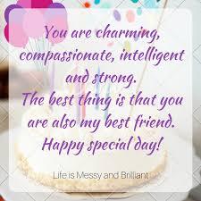 happy birthday best friend quote