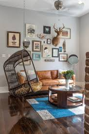 Living Room Rustic Eclectic So Colorful And Cute With Frame