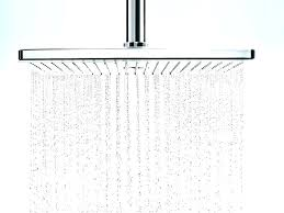 hansgrohe shower head leaking shower head shower head ceiling mounted shower head wall mounted rectangular rain hansgrohe shower head leaking