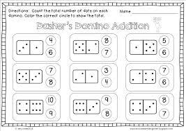 Free Christmas Math Worksheets For Kindergarten Free Printable ...