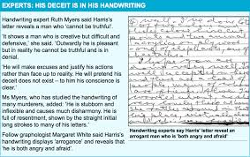 criminal profiling handwriting consultants in the event of there being handwriting present the analysis of this handwriting can support confirm and possibly add to the criminal profile