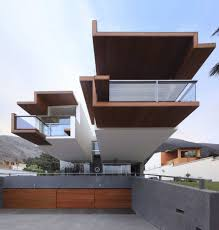 modern architectural house. Extreme Shape Of Modern Home Architectural House