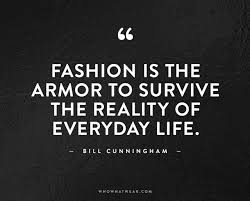 Fashion Quotes Gorgeous The 48 Most Inspiring Fashion Quotes Of All Time WhoWhatWear AU