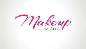 makeup logo vector design de