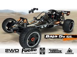 hpi racing 112457 baja 5b 1 26cc ss kit modélisme rc voiture thermique et électrique