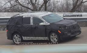 2018 bugatti suv.  bugatti 2018 chevrolet equinox spied new platform less bigness throughout bugatti suv