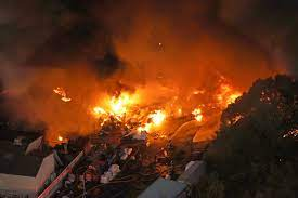 和泉 市 火事