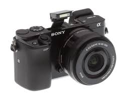 sony ilce 6000. sony ilce 6000 dslr camera with body kit ilce 0