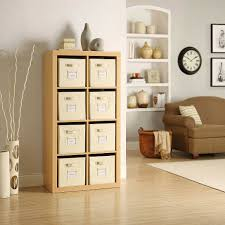 ... Storage Ideas, Captivating Storage Bin Shelf Home Ideas With Drawers  And Sofa And Hamper And ...