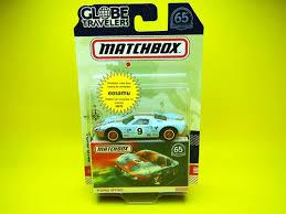 ford gt40 matchbox globe travelers