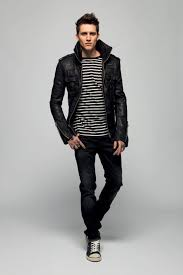 fit is key when it comes to the black leather jacket enjoy our collection of black leather jacket inspiration for men