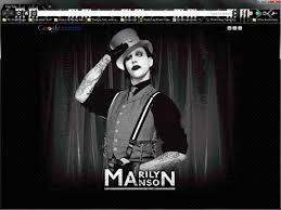 <b>Marilyn Manson</b>