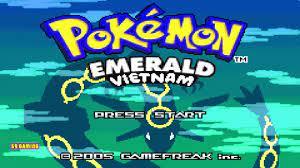 Pokemon Emerald Tiếng Việt #1 : Chào Đón Thành Viên Pokemon Đầu Tiên Gia  Nhập Team - YouTube