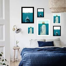 Shark Bedroom Decor